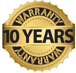 10 year warrant seal