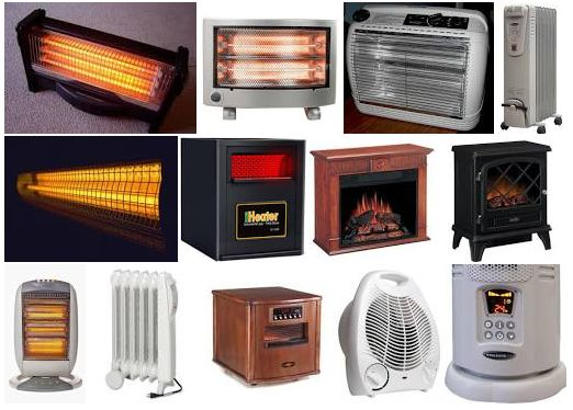 images of electric room heaters